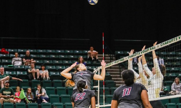 Colonels Fall To Host Team At Charlotte Invitational