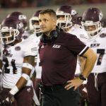 Mark Elder Will Not Return As EKU Head Football Coach