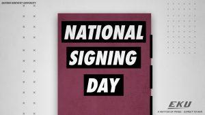 Signing Period