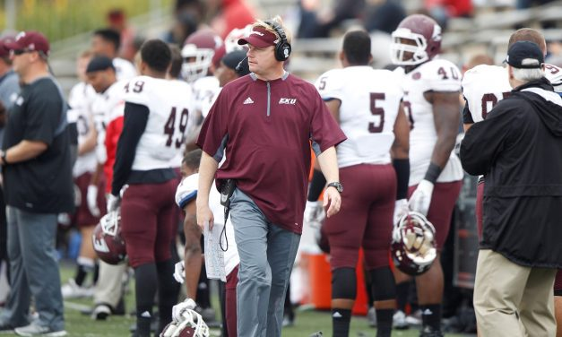 Former Assistant Walt Wells Chosen As EKU's New Football Head Coach