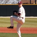 Sophomore, Richmond Native, Jacob Ferris Chosen As OVC Pitcher Of The Week