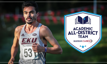 Samuel Abascal Voted First Team Academic All-District