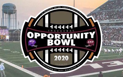 EKU To Host Inaugural Opportunity Bowl