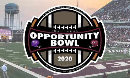 EKU To Host Inaugural Opportunity Bowl