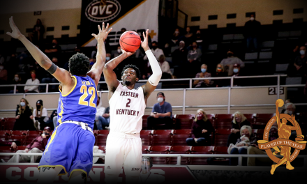 King Named to Lou Henson National Player of the Year Award Mid-Season Watch List