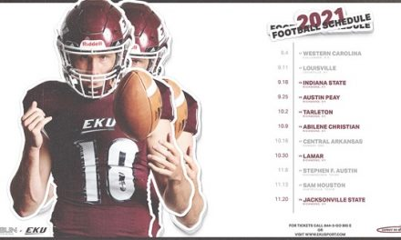 EKU to start ASUN football playing with WAC partnerships