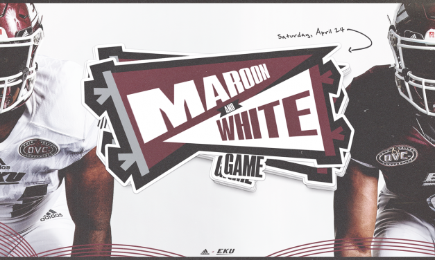 EKU Cancels Football Maroon & White game