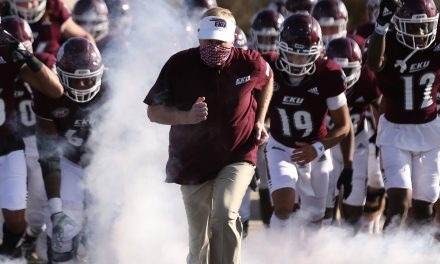 EKU Football Adds Two New Coaches