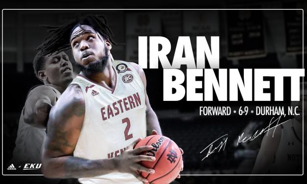 Men's Basketball Adds Marshall Transfer Iran Bennett