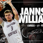 Men's Basketball Adds Marshall Transfer Jannson Williams for 2021-22