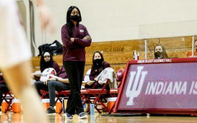 EKU Women's Basketball Coach Samantha Williams Resigns