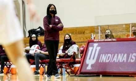 EKU Women's Basketball Coach Samantha Williams Resigns