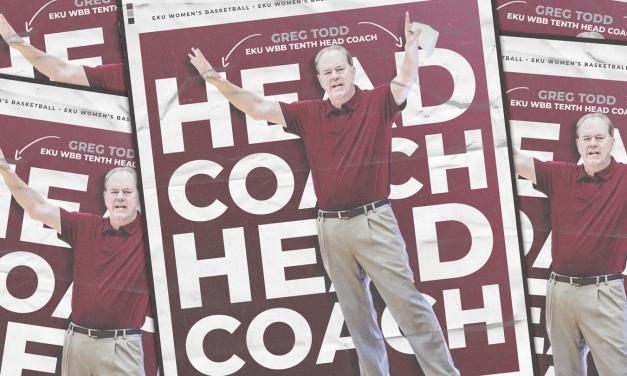 Greg Todd named new Women's Basketball Coach